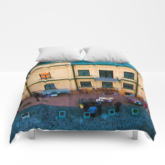 CITY LIFE Comforters