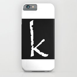 King Of Keigh iPhone Case