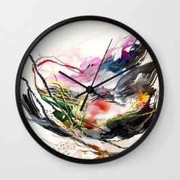 Day 58: Beauty and variety could not exist without peculiarity. Wall Clock