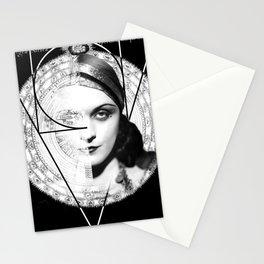 Homuncula: Pola Negri dark Stationery Cards