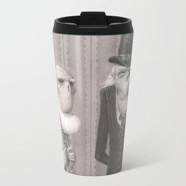 Isaiah and Bartholomew Metal Travel Mug