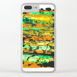 Moodswing Clear iPhone Case