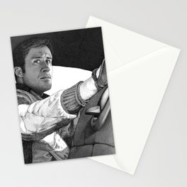 """The Driver"" Stationery Cards"