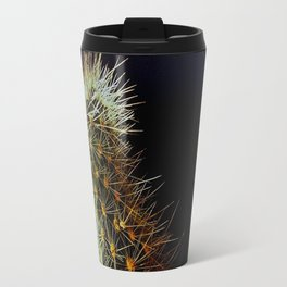 Cacti, Strength From A Deep Reservoir Travel Mug