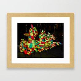 Chinese New Year, Sydney Framed Art Print