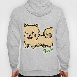 Pomerania Dog Hoody