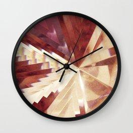 Fractoid Wall Clock