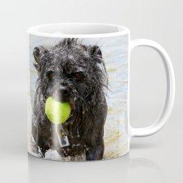 Dog Ball Water Coffee Mug