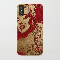 sriracha iPhone & iPod Cases featuring Some Like It Hot by Matt Pecson