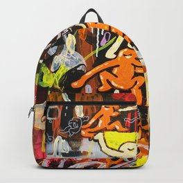 Monsters Meeting Backpack