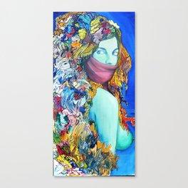 Medusas Sister Canvas Print