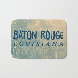 BATON ROUGE LOUSIANA Bath Mat