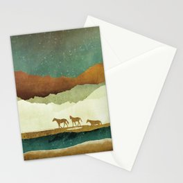 Star Range Stationery Cards