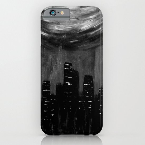 City Of Ashes iPhone & iPod Case