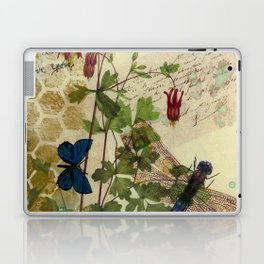 Columbine Love Letters 2 Laptop & iPad Skin