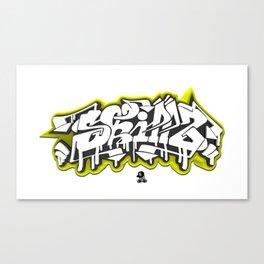 """""""SKILLZ"""" Canvas Print"""