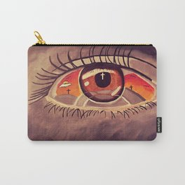 Inspired by James Weldon Johnson - God's Trombones Carry-All Pouch