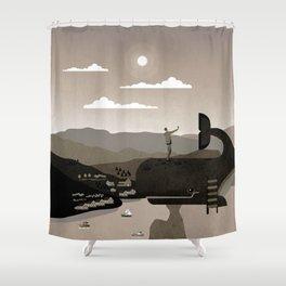 Norway 9 Shower Curtain