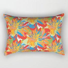 Floral 101 Rectangular Pillow