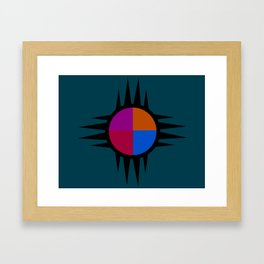 Never Framed Art Print