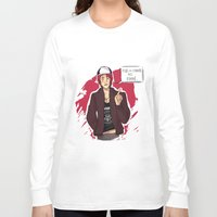 iwatobi Long Sleeve T-shirts featuring Fish are Friends by Gianbe
