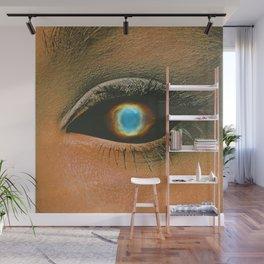 Cosmic eye  Wall Mural