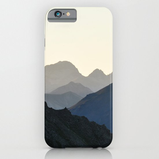 The Border iPhone & iPod Case