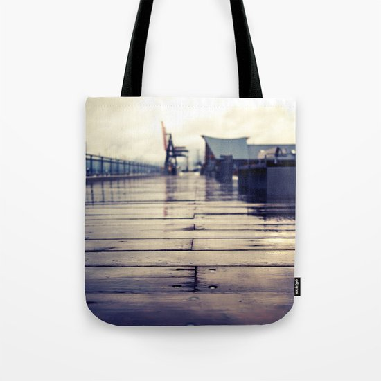Olympia waterfront  Tote Bag