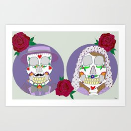 For Better or Worse Art Print