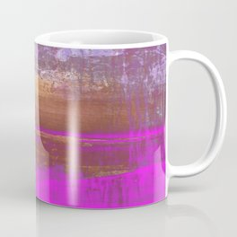 Pink Color Patches Coffee Mug