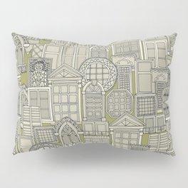 windows green Pillow Sham