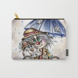 Bowbo Hobo and Sparky Rainy Day Carry-All Pouch