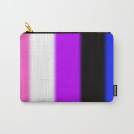 Genderfluid Pride Flag Carry-All Pouch