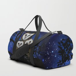 Owl Family Duffle Bag