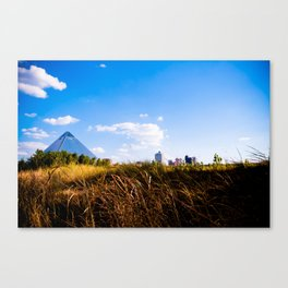 Field of Egyptian Dreams Canvas Print