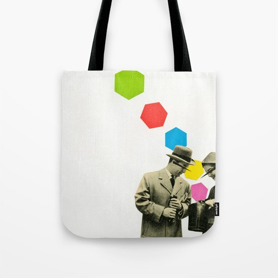 Look What I Brought! Tote Bag
