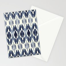 BOHEME INDIGO BLUE Stationery Cards