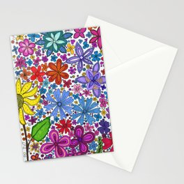 Lake Villa Garden Stationery Cards