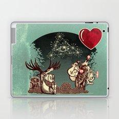 eye love u UU U u u Laptop & iPad Skin