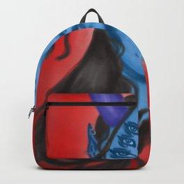 Scarlet Yokai Backpack