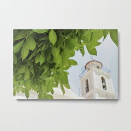 Greek Orthodox Church in Shepherd's Field, Bethlehem Metal Print