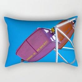 Ferris_Wheel - 3, Northern Michigan Rectangular Pillow