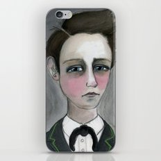 Arthur Rimbaud Soleil et chair, Victorian Writers Portrait iPhone & iPod Skin