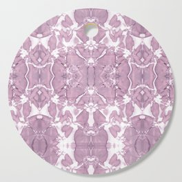 Shibori Rose Crepe De Chine Cutting Board
