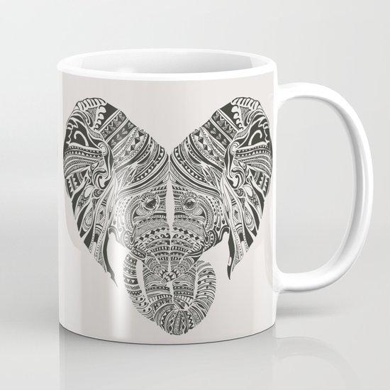 Huge Heart Mug