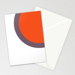 Geometric shape pattern nr 3117001 Stationery Cards