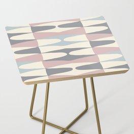 Zaha Pastel Side Table