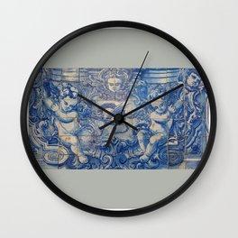 Portuguese soul Wall Clock