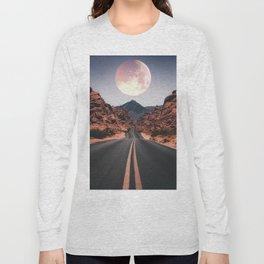 Mooned Long Sleeve T-shirt