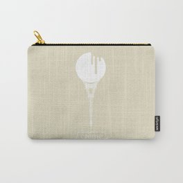Creme Parisienne Carry-All Pouch